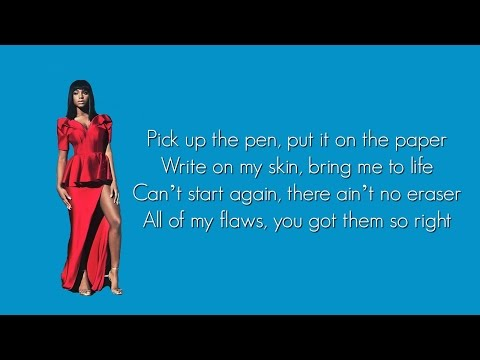 Fifth Harmony - Write on me (Lyrics)