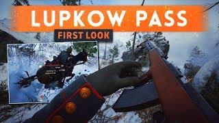 Mappa Lupkow Pass