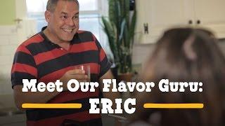 Ben & Jerry's Flavor Guru: Eric Fredette