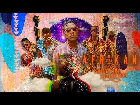 Sauti Sol - Afrikan Star featuring Burna Boy (Official Music Video)