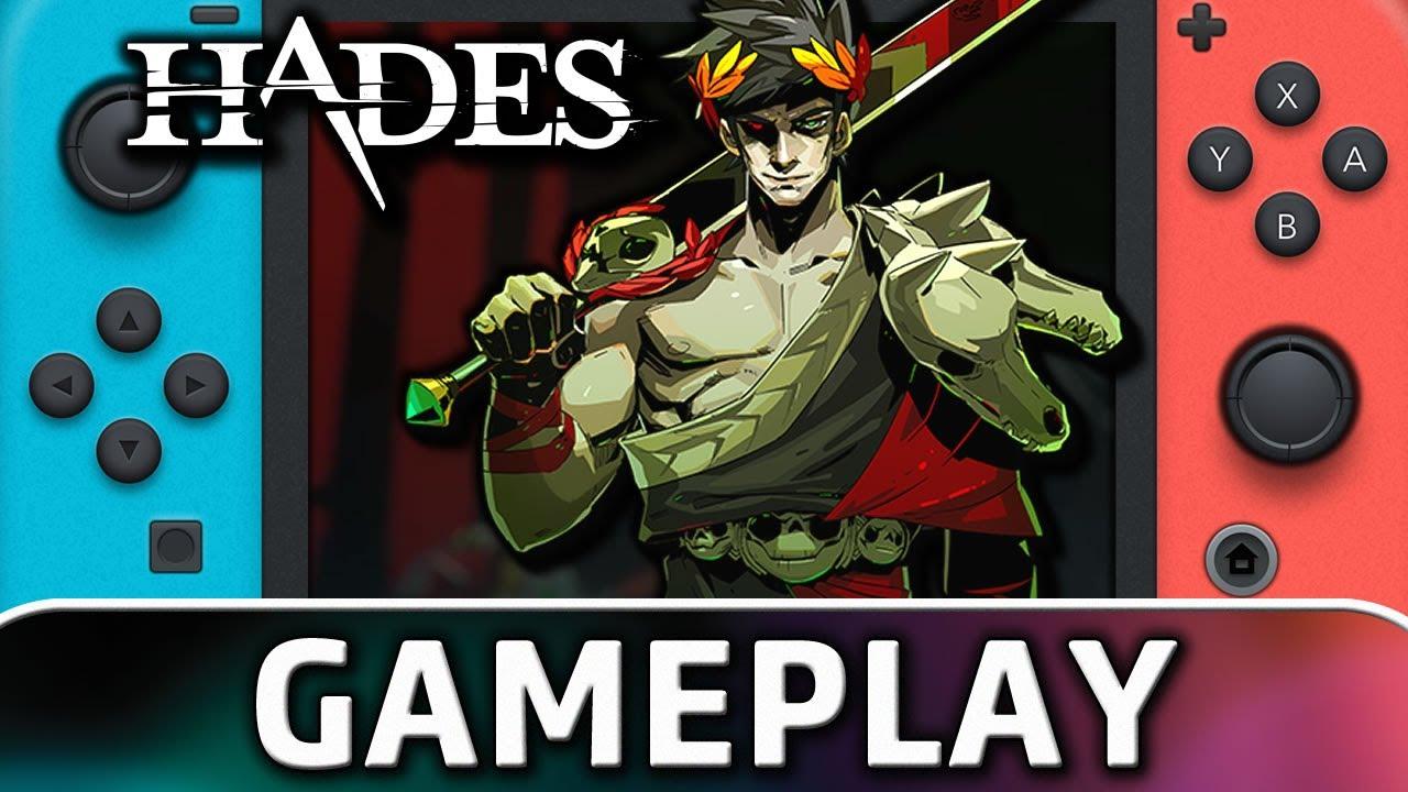 Hades | Nintendo Switch Gameplay
