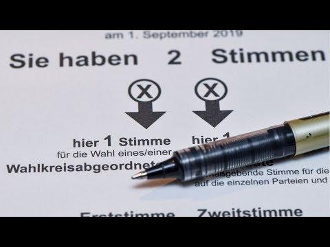 Sachsen: Regierende CDU liegt nun deutlich vor der AfD