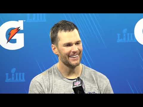 Video: Tom Brady Super Bowl 53 Postgame, Patriots vs. Rams Press Conference