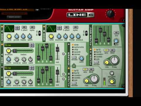 propellerhead - From Matt's blog at http://line6.com/blog Line 6's Propellerhead Product Specialist Matt Piper demonstrates how to process electric guitar with a Malström Gr...