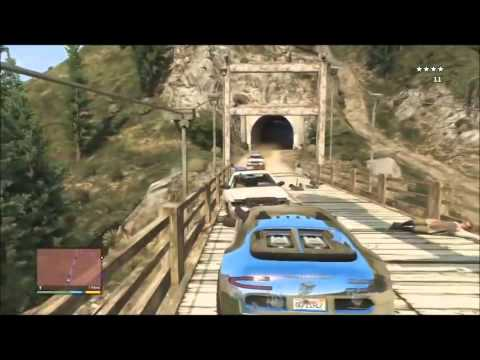 GTA 5- Sa ma feresc de garda