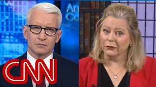 Video Anderson Cooper grills Roy Moore's spokeswoman MP3, 3GP, MP4, WEBM, AVI, FLV April 2018