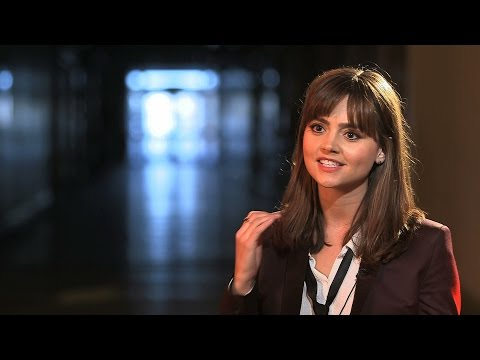 Doctor Who - Episode 8.02 - Into the Dalek - Jenna Coleman and Steven Moffat Introduction Video