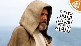 Star Wars The Last Jedi: 3 Big Theories For What It Means (Nerdist News w/ Jessica Chobot)