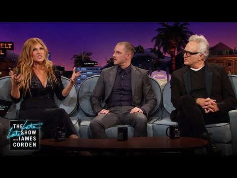 New Year's Resolutions w/ Connie Britton, Bradley Whitford & Jamie Bell