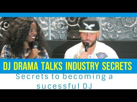 DJ Drama Reveals Secrets on Becoming a Successful DJ and Building a Million Dollar Brand W/ Drea O