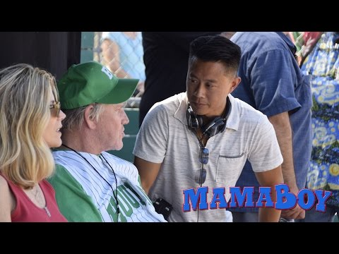 MamaBoy (Behind the Scenes 'Baseball')