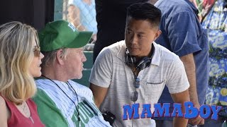 Nonton MAMABOY Baseball Shoot Behind The Scenes (BTS) Sean O'Donnell, Gary Busey, Mikey Reid Film Subtitle Indonesia Streaming Movie Download