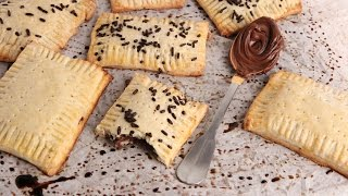 Nutella Pop Tarts | Episode 1048 by Laura in the Kitchen