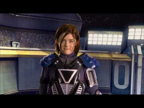 Demetra logoless scenes   Spy Kids 3-D: Game Over (1080p)