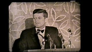 Video John F. Kennedy ADL Address, 'We Are A Nation of Immigrants' MP3, 3GP, MP4, WEBM, AVI, FLV Juli 2018