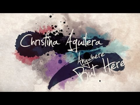 Anywhere but Here Lyric Video