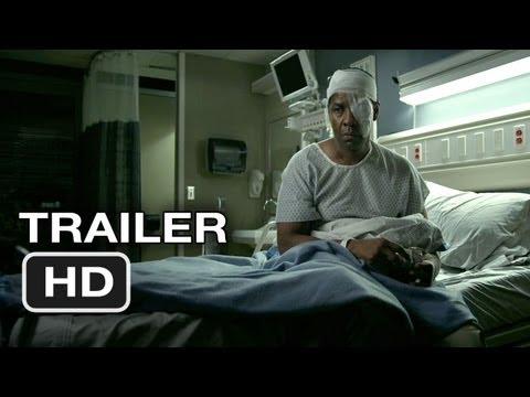Flight Official Trailer #1 (2012) Denzel Washington, Robert Zemeckis Moive HD