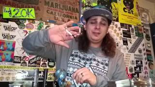 ELEMENTIUM LIGHTER!!!!! OFFICIAL REVIEW!!!!!!!!!!! by Custom Grow 420