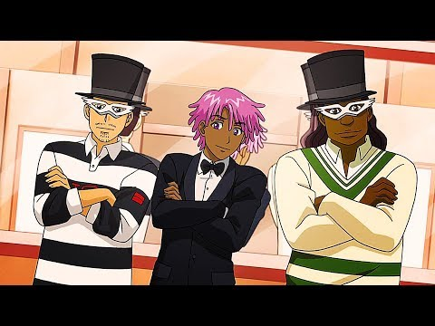 JADEN SMITH is Kaz Kaan in NEO YOKIO Trailer ✩ Netflix Animation Tv Show (Movie HD)