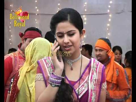 Video On location of TV Serial 'Sasural Simar Ka'  Navratri celebrations 4 download in MP3, 3GP, MP4, WEBM, AVI, FLV January 2017