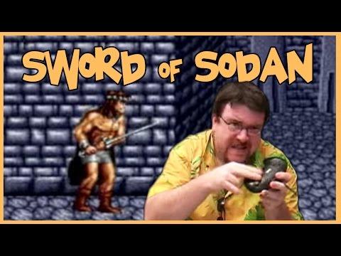 sodan - Septième test du grenier avec Sword of sodan sur Megadrive ! Pensez a vous abonner à la chaîne Youtube pour ne rien rater de nos prochains test. le début d'a...