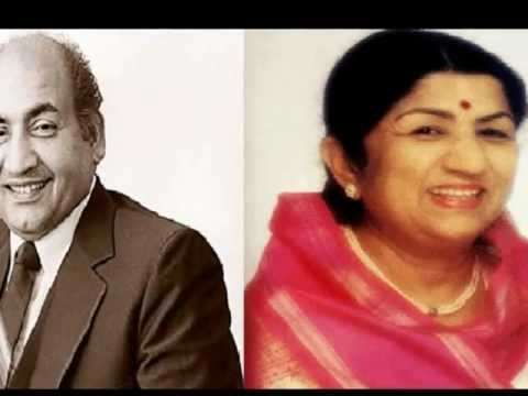 remix mohammad rafi music - Mohammed Rafi and Lata Mangeshkar had many hit duet songs from 50s-late 70s. They are still known as