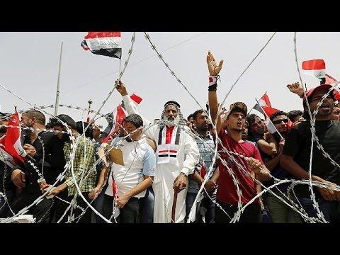 Ιράκ: Νέα μαζική διαδήλωση στο κέντρο της Βαγδάτης