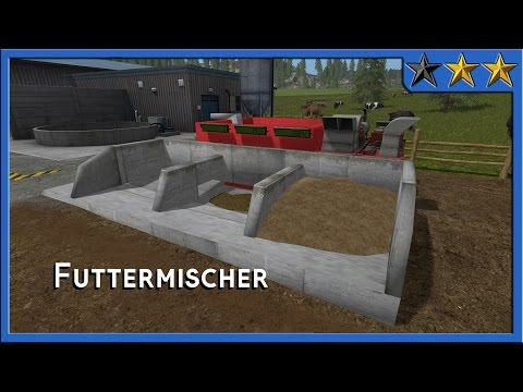 Feed mixer Pack Placeable v1.2.0.0