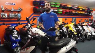 7. Peace Sport 805 Review | Wild Hogs Scooters