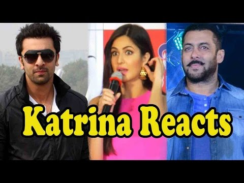 Katrina Kaif's Reaction On Salman Khan Confirmin