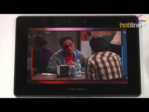 Обзор Blackberry Tablet OS