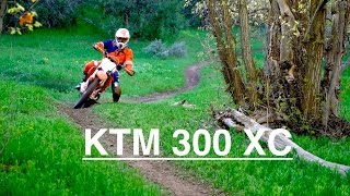 7. Cold Morning Ride - 300 XC Two Stroke - Episode 133