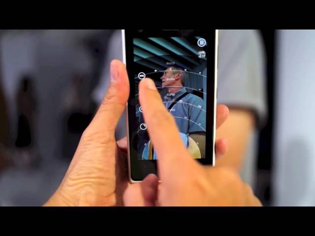 Nokia trình làng Lumia 1020 chụp ảnh 41 'chấm'