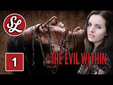 TOO SCARY | The Evil Within Gameplay Walkthrough - Part 1