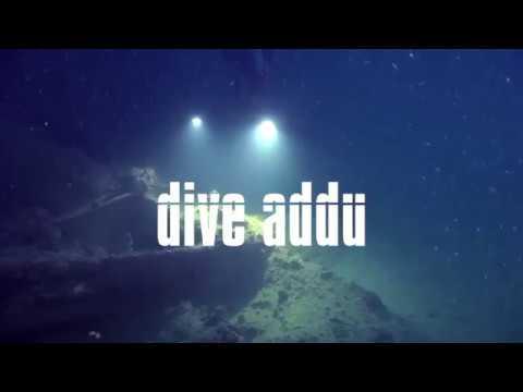 Scuba Diving in Addu Maldives, with Manta Rays