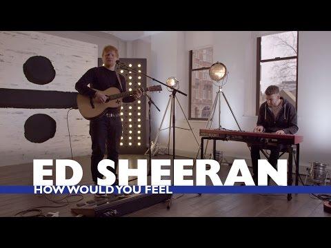 Ed Sheeran - 'How Would You Feel' (Capital Live Session) (видео)
