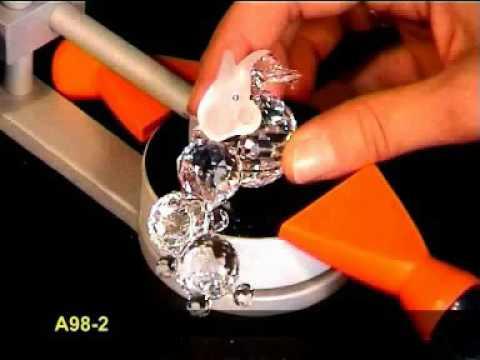 Marcatore per vetro cavo A98-2
