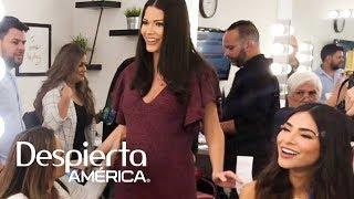 Alejandra Espinoza predice el sexo del bebé de Ana Patricia