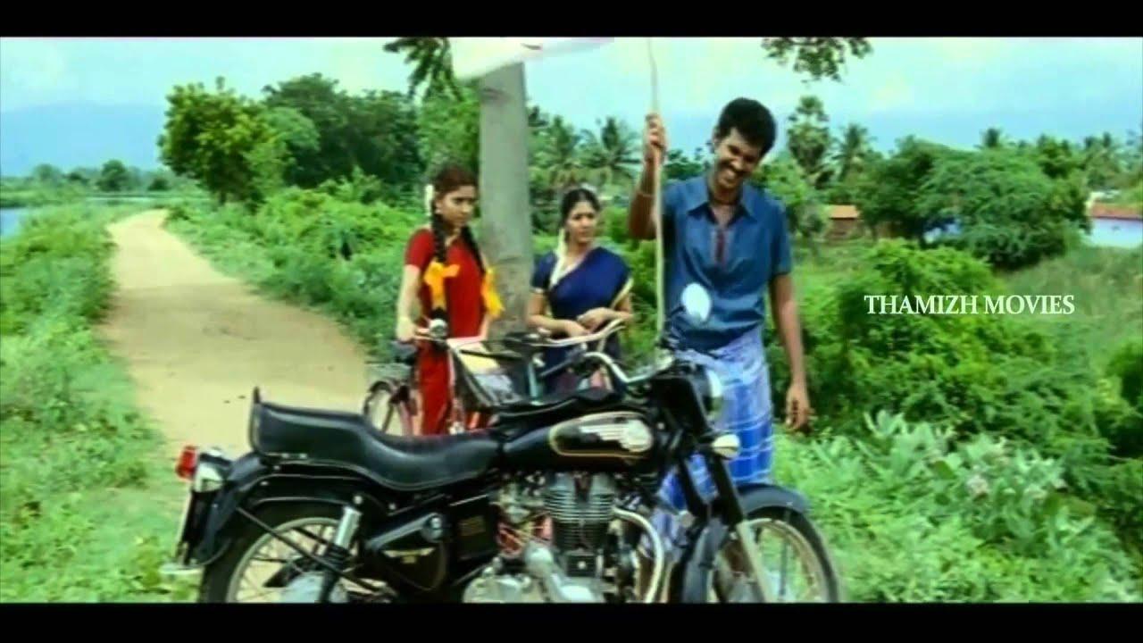 Kailash, Aakansha Romance – Maruthavelu Tamil  Movie Scenes