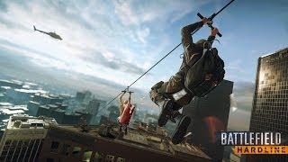Battlefield Hardline: 6 Minutes of Multiplayer Gameplay - YouTube