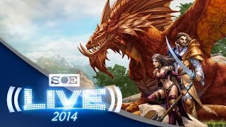 EverQuest Next's Alpha Is Playable Right Now | SOE Live 2014