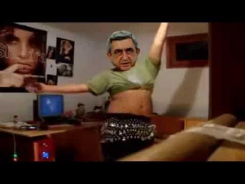 Serj Sargsyan - serj sargsyan Putine zng edir ...:)