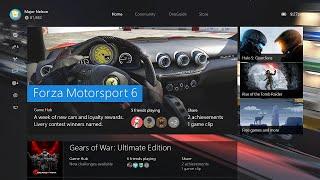 Primo update Nuova Esperienza Xbox One