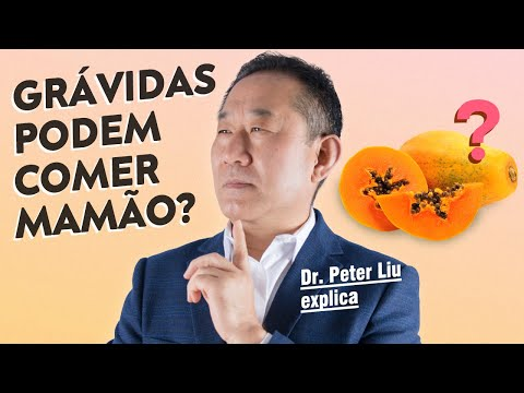 MAMÃO FRUTA DE BELEZA. O QUE CIÊNCIA FALA SOBRE DISSO?   Dr. Peter Liu