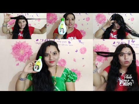 How to use Ashwini hair oil  in Telugu review demo