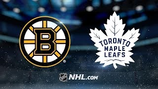 Торонто - Бостон4-2