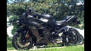 8. 2018 Kawasaki H2 SX Ride and Review
