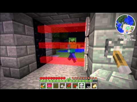 Let's Play Minecraft Sezon 3 #11 - Nowy mikrofon oraz portal gun