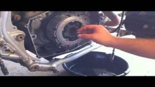 9. How to Replace a Clutch on a Sport Quad