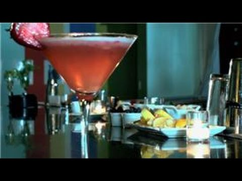 Martini Recipes : Fruity Martini Recipe